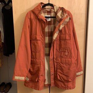 Woolrich Vintage Burnt Orange Jacket